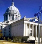 Gov. Fallin with legislative leaders agree