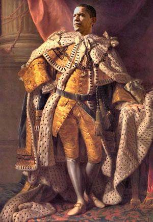 America's King George?