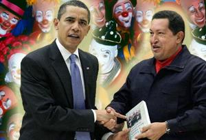 BarackObamaClowns