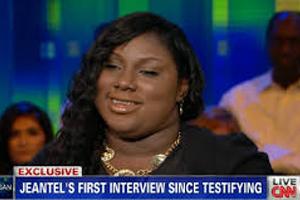 Rachel Jeantel on CNN