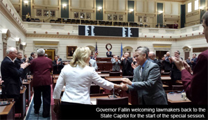MaryFallinWelcome