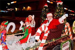 Santa 2011 at Tulsa Hills