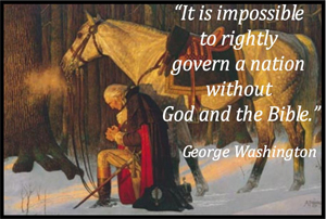 GeorgeWashingtonPraying