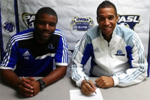 Levi Coleman signs with Tulsa Revolution
