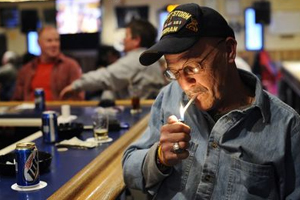 VeteranSmoking