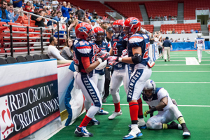 Game 03 Oklahoma Defenders vs Bloomington Edge