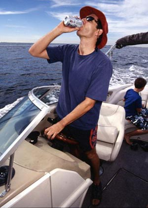 BoatingDrinking