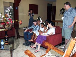 Michael Malone in Haiti