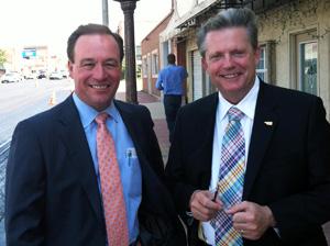 Todd Heitt and Mark Costello
