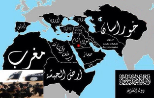 Caliphate's first targets