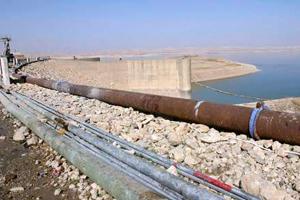 Iraq's Mosul Dam