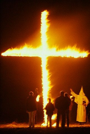 BurningCross