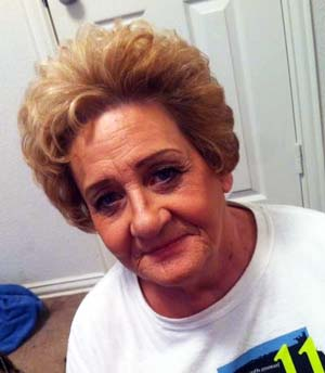Carol Wells, Sandy Rea's Mother