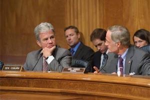Senators Coburn and Carper