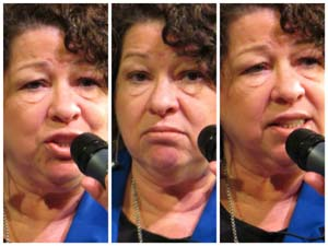 Justice Sonia Sotomayor (Photo: Red Dirt Report)
