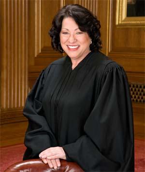 Justice Sonia Sotomayor