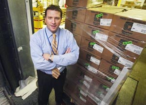 Mark Vaughan, Vaughan Foods, from a file photo by The Oklahoman