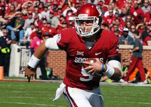 OU Quarterback Trevor Knight
