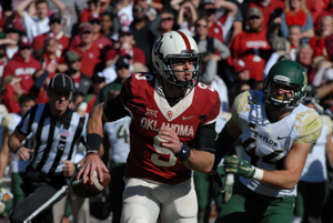 OU quarterback Trevor Knight will miss his third consecutive game Saturday after suffering a neck injury against Baylor.