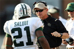 Coach Philip Montgomery