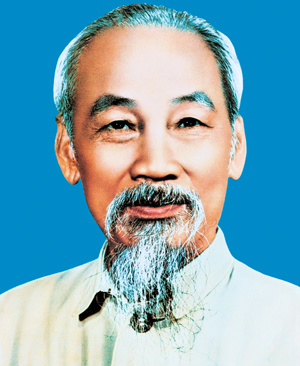 Ho Chi Minh was born in Vietnam in 1890.