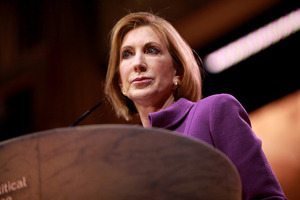 Carly Fiorina, GOP Candidate for President