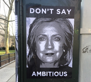 Street Art in Brooklyn. Photo: The Weekly Standard.