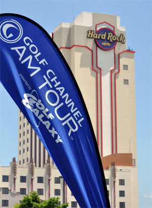 Hard Rock Hotel & Casino Tulsa. Photo: Google