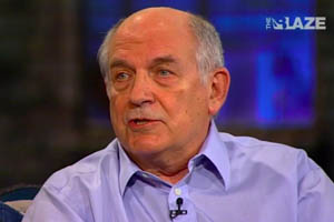 Charles Murray appears on The Glenn Beck Program June 3, 2015. (Photo: TheBlaze TV)