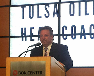 Jason Christie, Oilers Head Coach