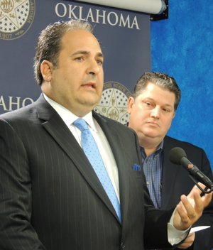 Sen. Kyle Loveless discusses civil asset forfeiture poll results by SoonerPoll.