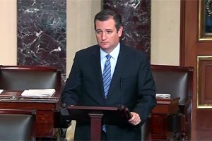 Senator Ted Cruz (R-TX)
