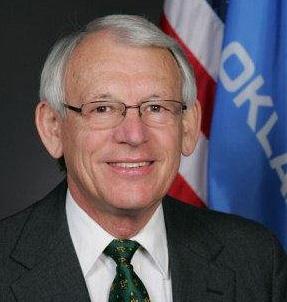Senator Wayne Shaw, R-Grove