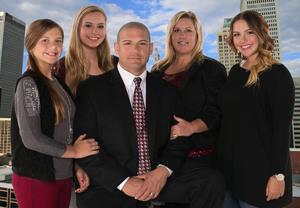 The Vic Regalado family