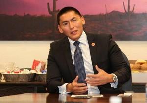 Arizona State Senator Carlyle Begay