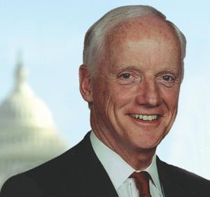 Former Gov. Frank Keating
