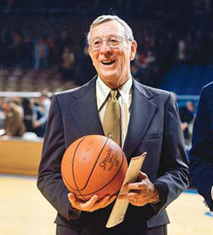 Coach John Wooden