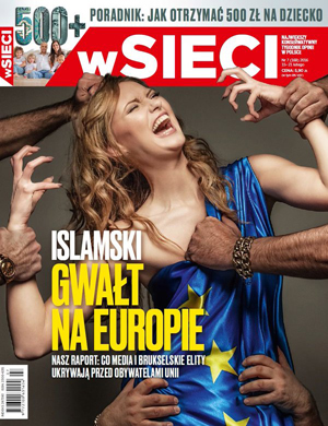 Islamic Rape of Europe