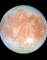 Europa's ocean may have earthlike balance
