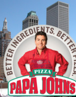Papa John's launches Cans for Cookies
