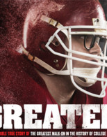 """GREATER"" movie has ties to Tulsa Football"