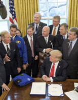 NASA reauthorization signed