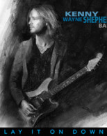 Kenny Wayne Shepherd to play Muscogee Fest