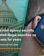 Criminal Obama spying program revealed