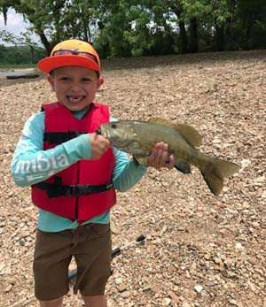 Oklahoma fishing report tulsa today for Fishing in oklahoma