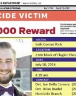Profiling Project: Seth Rich findings
