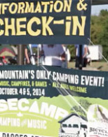 River Parks offers Basecamp Turkey Mt.
