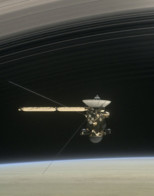 Cassini ends historic Saturn exploration