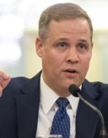 Rep. Jim Bridenstine nomination advances