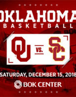 OU basketball vs. USC in Tulsa